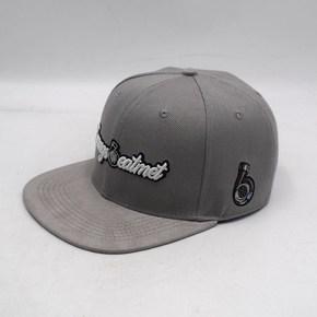 zwangsbeatmet - Cap grey