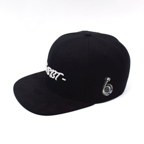 zwangsbeatmet - Cap black