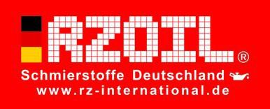 RZ Oil Banner - rot -