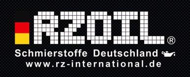 RZ Oil Banner - schwarz -