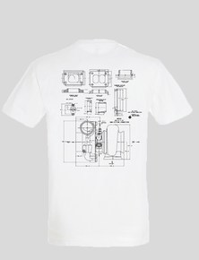 zwangsbeatmet - Shirt Black