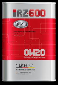 RZ600 0W20