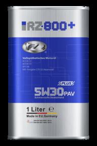 RZ800+ 5W30 PAV
